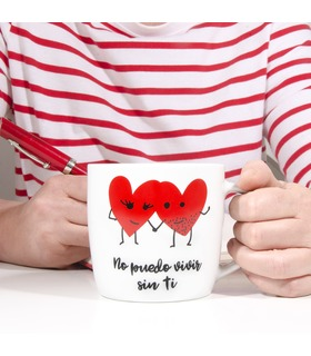 Una taza llena de amor