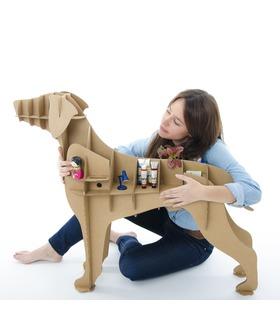 El Perro de Cartón Labrador será tu mejor amigo