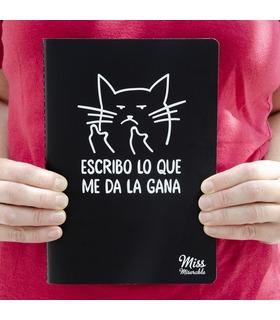 Un cuaderno para gente con personalidad