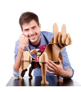 El Perro de Cartón Bulldog Francés será tu mejor amigo