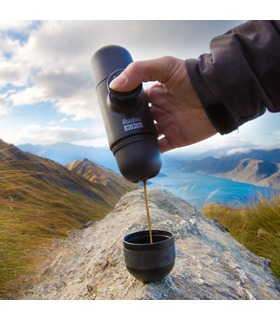 Minipresso de Wacaco: la cafetera espresso manual y portátil